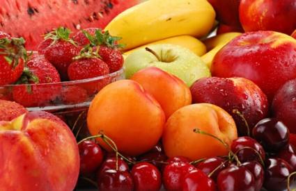 Voće i povrće prepuno je pesticida