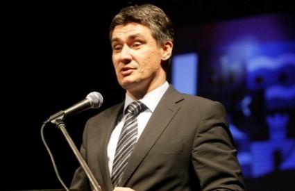 Zoran Milanović. SDP