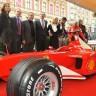 Auto motor show: Ferrari izložio bolid na Trgu bana Jelačića