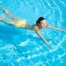 Mujo i Fata na bazenu