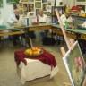 Radionice crtanja i slikanja u Kulturnom centru Peščenica