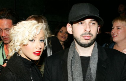 Christina Aguilera i Jordan Bratmana