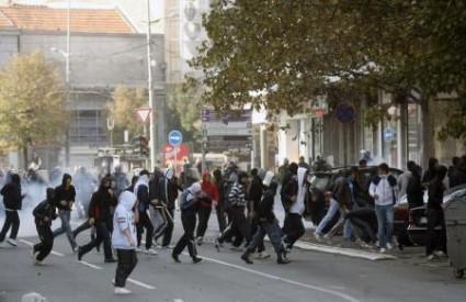 Nasilje u Beogradu