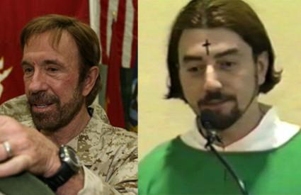 Chuck Norris i Zlatko Sudac