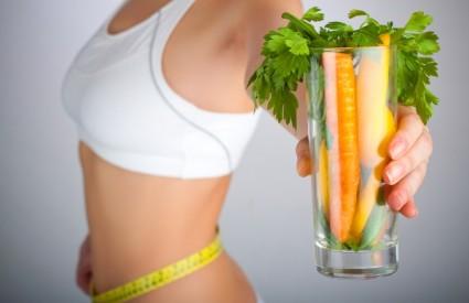 Umjerena prehrana najzdravija je za tijelo i dušu
