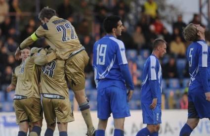 Dinamo se bez većih problema plasirao u četvrtfinale Kupa