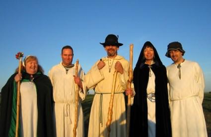 moderni druidi