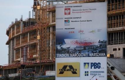 Gradilište u Poljskoj