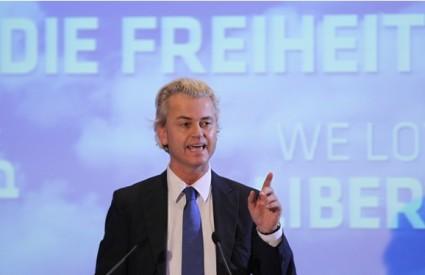 Geert Wilders mogao bi postati najjača politička snaga
