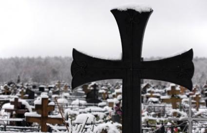 Groblje pored Moskve