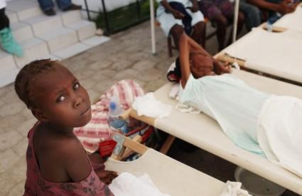 Kolera je na Haitiju uzela još 13 života
