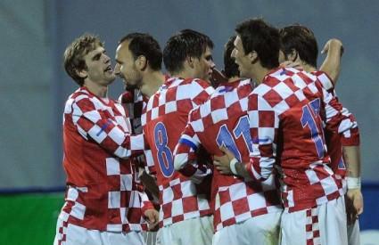 Hrvatska u prijateljskoj utakmici svladala Norvešku