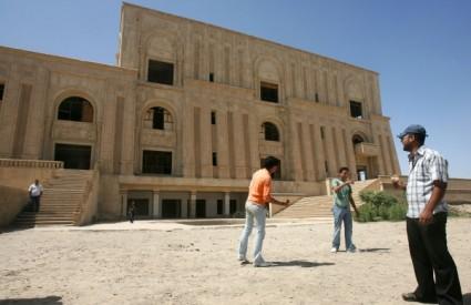 Irak u godinu i pol posjetilo 165 turista