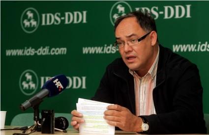 Damir Kajin, IDS