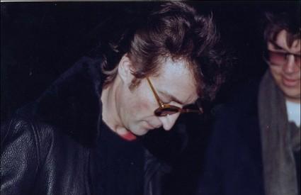 Lennon i Chapman prije ubojstva