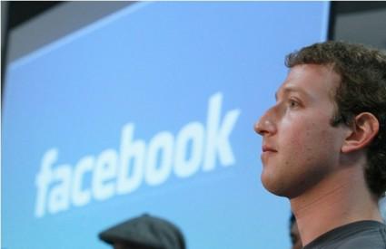 Zuckerberg ne štedi