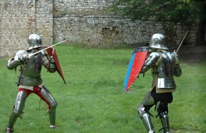 Dvoboj vitezova