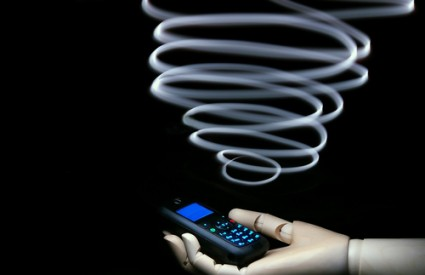 Zračenje mobitela