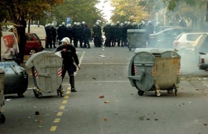 Neredi u Beogradu