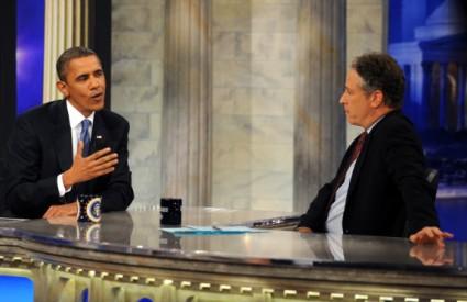 Obama u Daily Showu