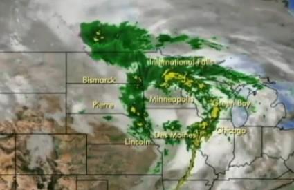 Snažna oluja hara Sjedinjenim Državama