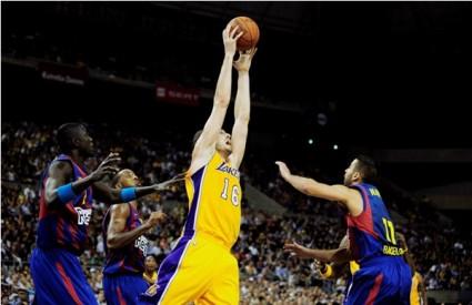 Pau Gasol - L.A. Lakers
