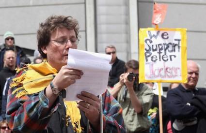 Tisuće Novozelanđana demostrira zbog Hobita