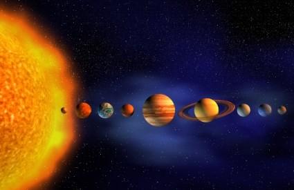 Koja planeta vlada kojim danom tjedna