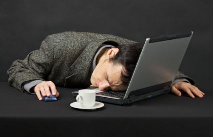 Umorni ste cijeli dan?