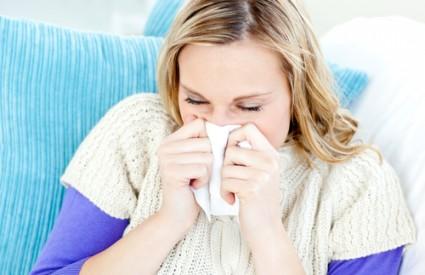 Prehlade su najčešći oblik infekcije u svijetu
