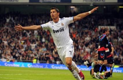 Ronaldo je sada samo gol iza rekordera Raula