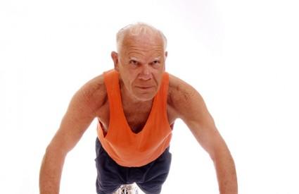 Vježbanje vas može izvući