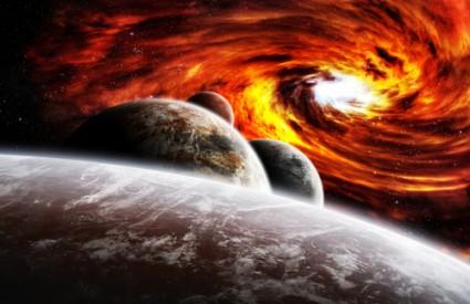 Kraj svemira?
