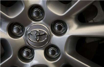 Toyota opet na vrhu