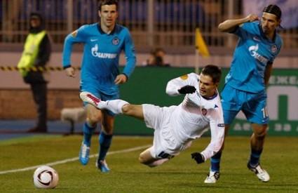Hajduk - Zenit
