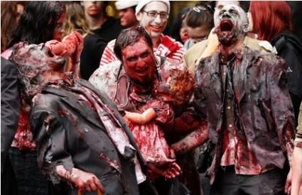 Hoće li nas pandemija pretvoriti u zombije ili jednostavno pobiti?