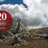 Knjiga dana - Silvestar Kolbas i Dubravka Manola: 20 dana na Tibetu u 108 slika