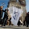 Radnici splitske Željezare i dalje prosvjeduju pred katedralom