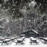 Na Sljemenu pao prvi snijeg
