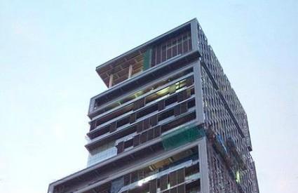 Ogromna rezidencija Mukesha Ambanija