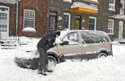 Čišćenje snijega čeka nas uskoro