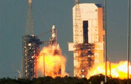 Lansiranje rakete Delta 4 Heavy