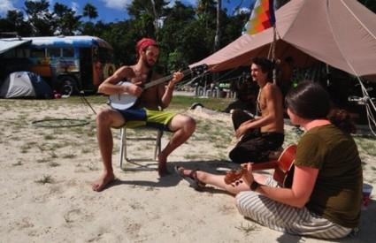 Eko selo kao demonstracija protiv summita o klimi