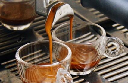 Espresso je odličan početak dana