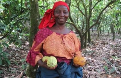 Uzgajivačica kakaovca
