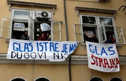Radnici Glasa Istre prekinuli štrajk
