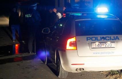 Policijski uviđaj u Gradištu