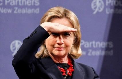 Hoće li Hillary naći pametnog sugovornika u Hrvatskoj?