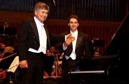 Eugen Indjić i Rossen Gergov sa Zagrebačkom filharmonijom