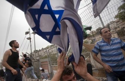 Izarel nastavlja graditi u istočnom Jeruzalemu